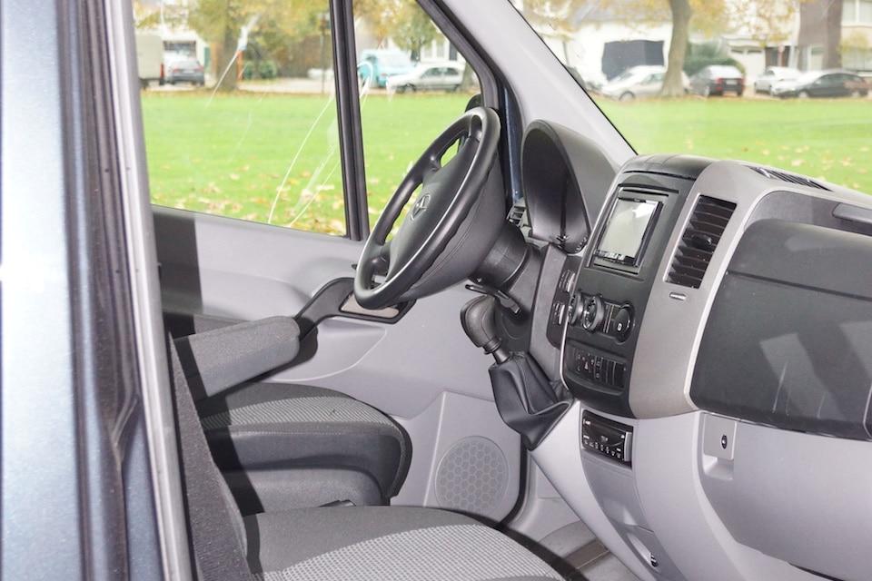 CycloLimo cockpit voor ultieme rijervaring